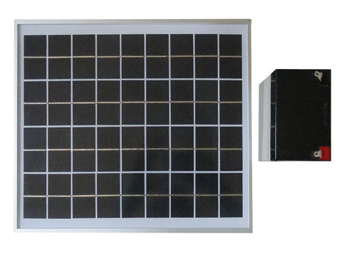 Automatic Chicken Coop Door Solar Module