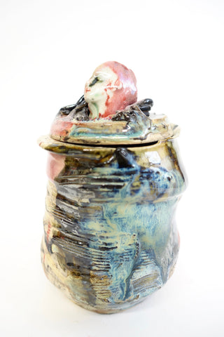 UNTITLED NO. 13/ORIGINAL CERAMIC, 2016