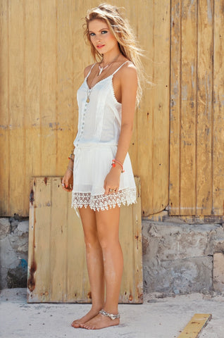 Heron Dress Beachwear - Malai Swimwear,Havana Inspired Style | Swimme Boutique Miami