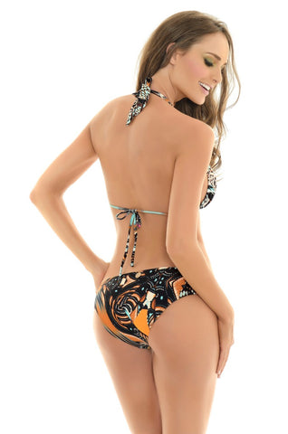 Manglar Swimwear | Mystery Tribal Top