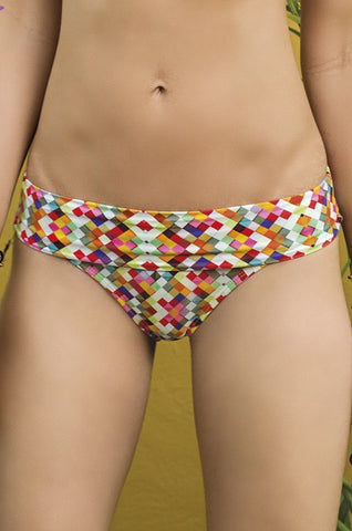 Designer Bikini Sierra Caribe Bottom - Saha Swimwear Sale | Swimme Miami Beach swimwear boutique