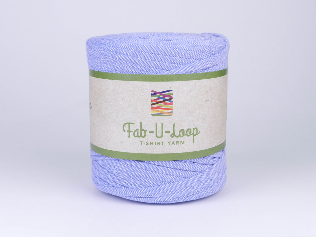 """Denim"" T-Shirt Yarn ~160 yds, 145 m - Fab-U-Loop  - 1"