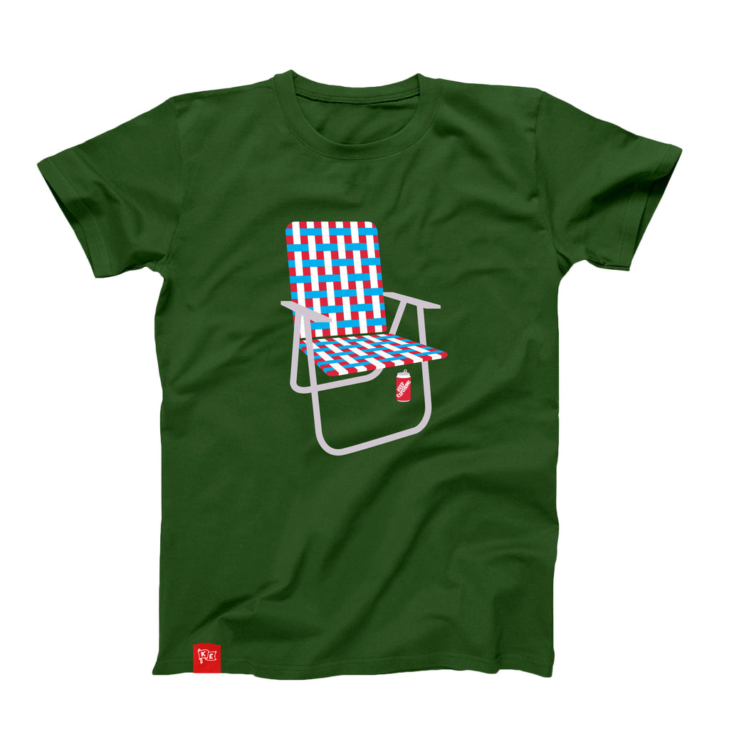 Lawn Loungers Tee