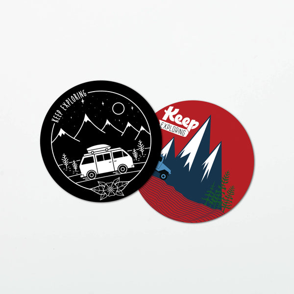 Contest Winner Sticker Pack