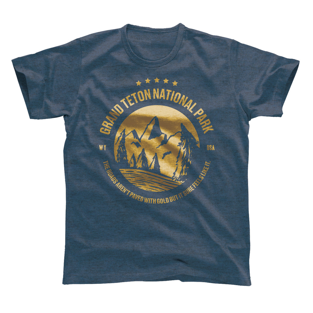 Grand Teton National Park Tee