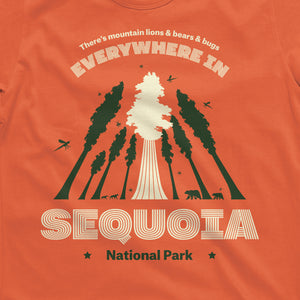 Sequoia National Park Tee