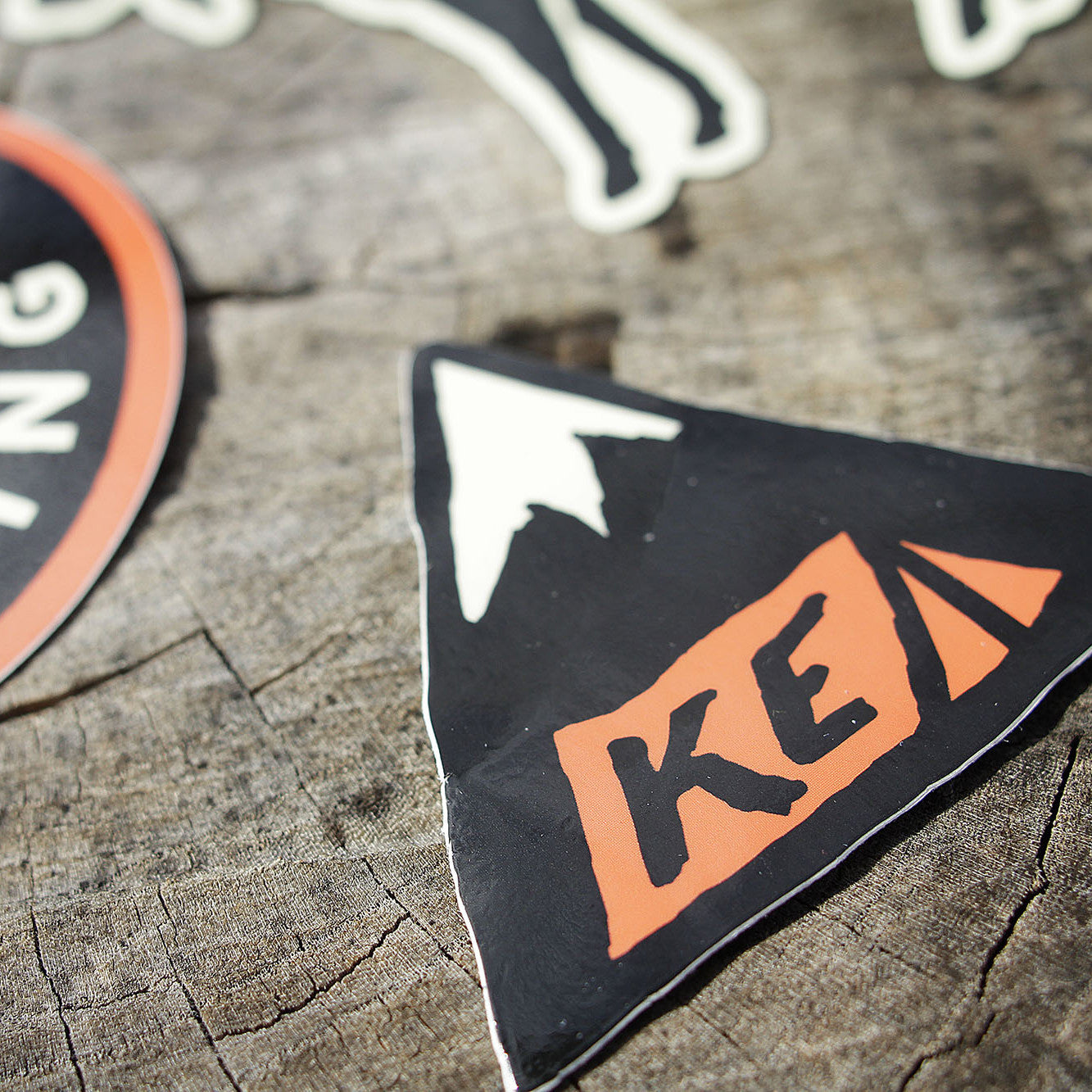 KE X Sam Larson Sticker Pack v2