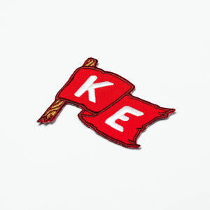 KE Flag Patch