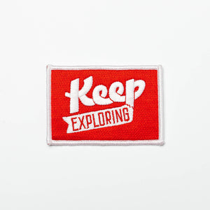 Keep Exploring Patch