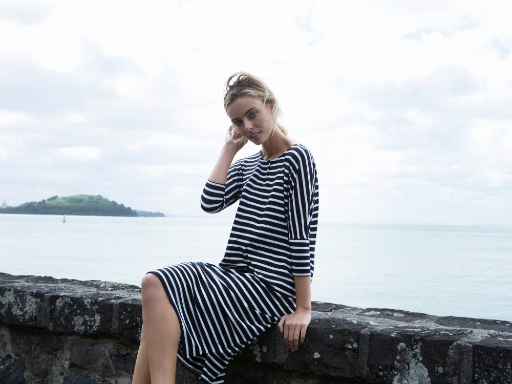 Our best selling stripe dress has arrived!