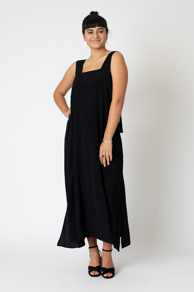 Lizzie dress - black