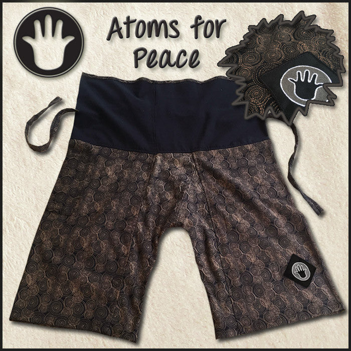 Atoms for Peace black