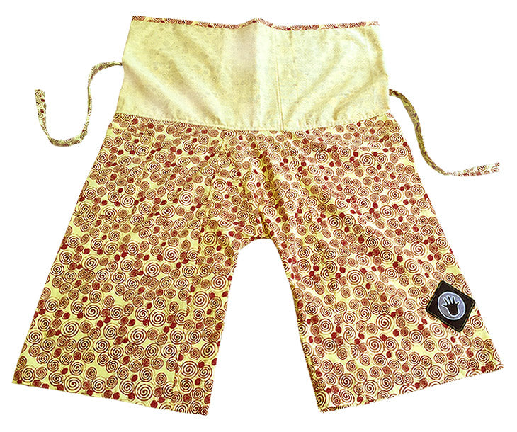 Jungle Pants - Basic Instinct yellow