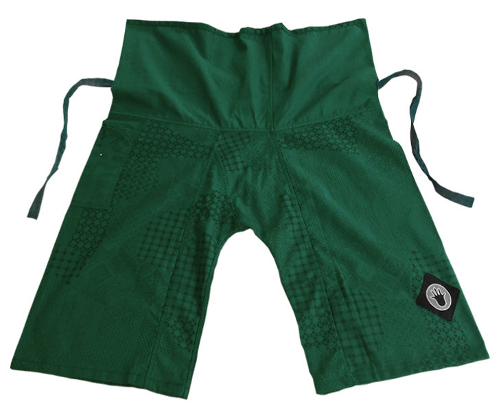 Jungle Pants - Bohemian Grove green