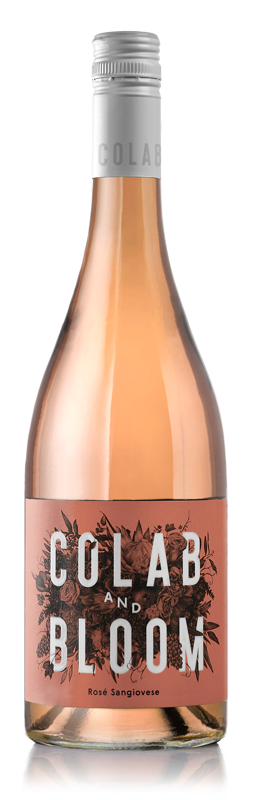 Colab and Bloom 2020 Fleurieu Sangiovese Rosé 6pk