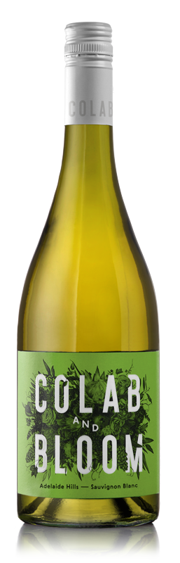 Colab and Bloom 2020 Adelaide Hills Sauvignon Blanc 6pk
