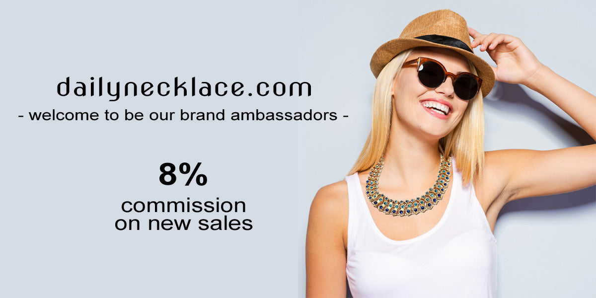 DAILYNECKLACE Affiliates