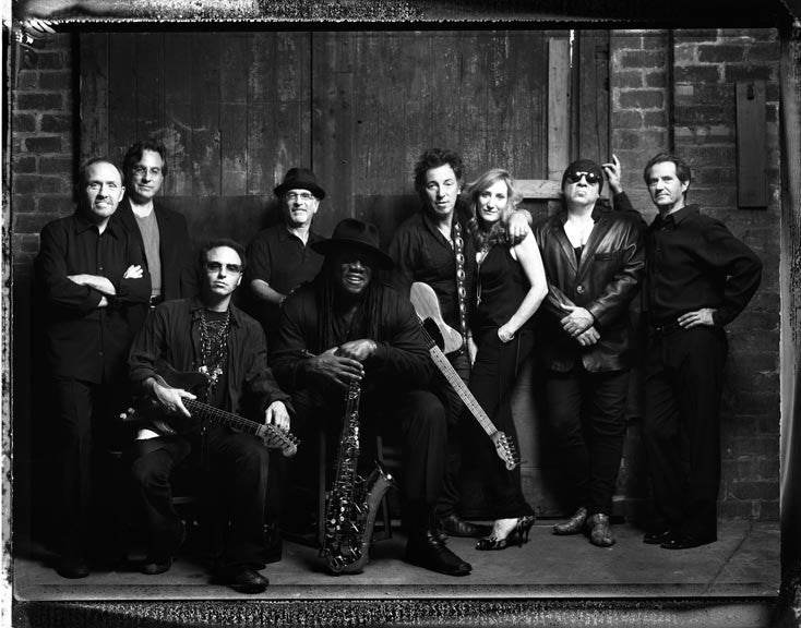 Bruce Springsteen & The E Street Band by Danny Clinch