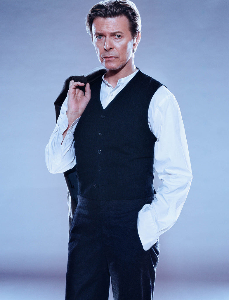 David Bowie, 2001 by Markus Klinko