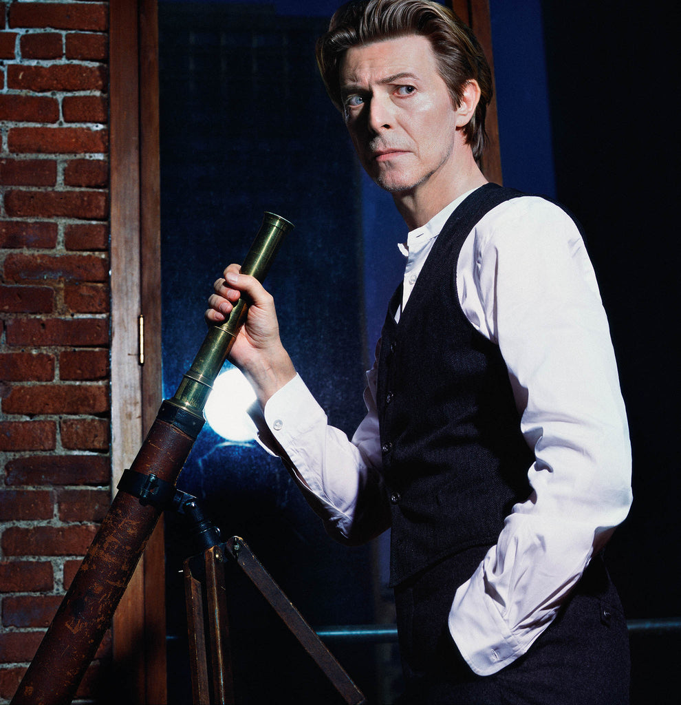 David Bowie, The Stars, 2001 by Markus Klinko