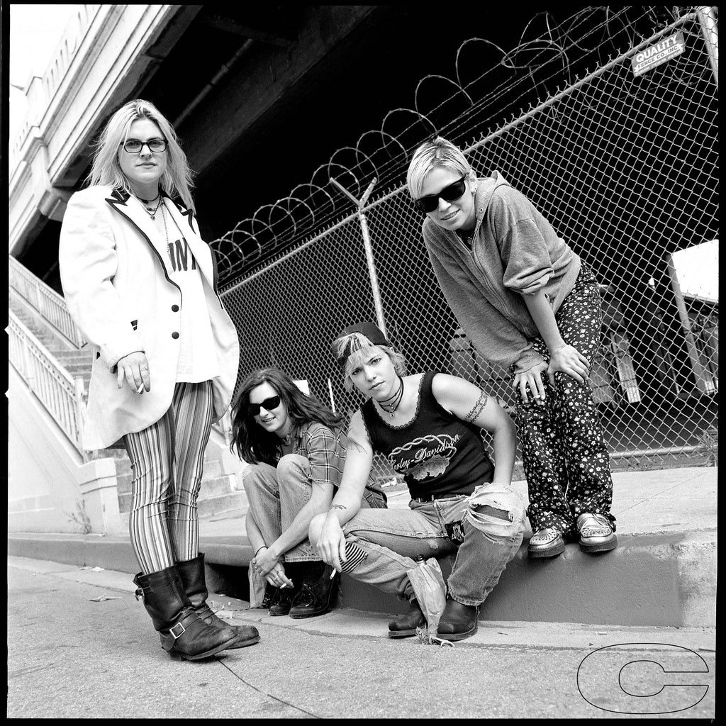 7 Year Bitch, 1991 by Chris Cuffaro