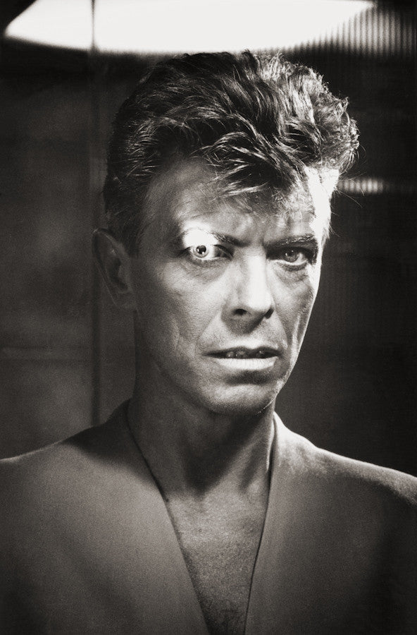 David Bowie by Brian Aris