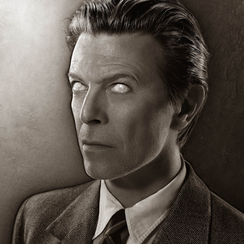 David Bowie, Heathen 2001 by Markus Klinko