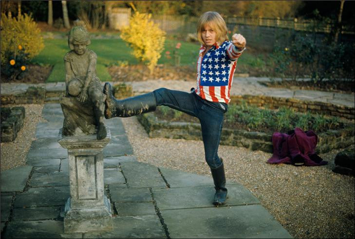 Brian Jones, 1969 by Ethan Russell