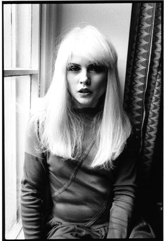 Debbie Harry at the Ritz, London, England, 1981 by Janette Beckman