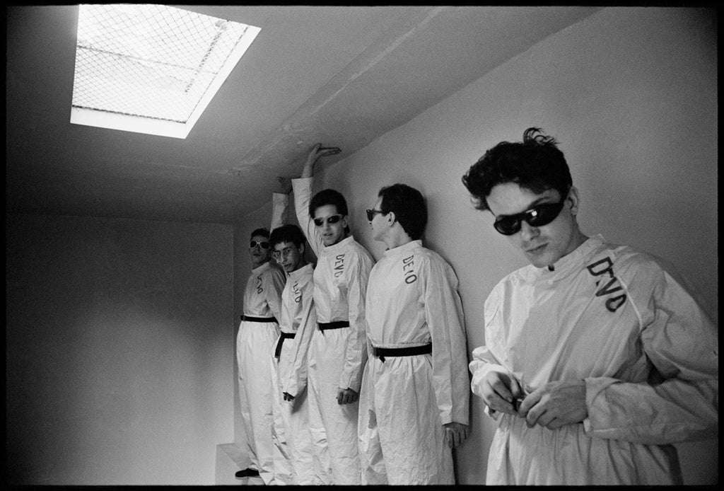Devo by Chris Stein