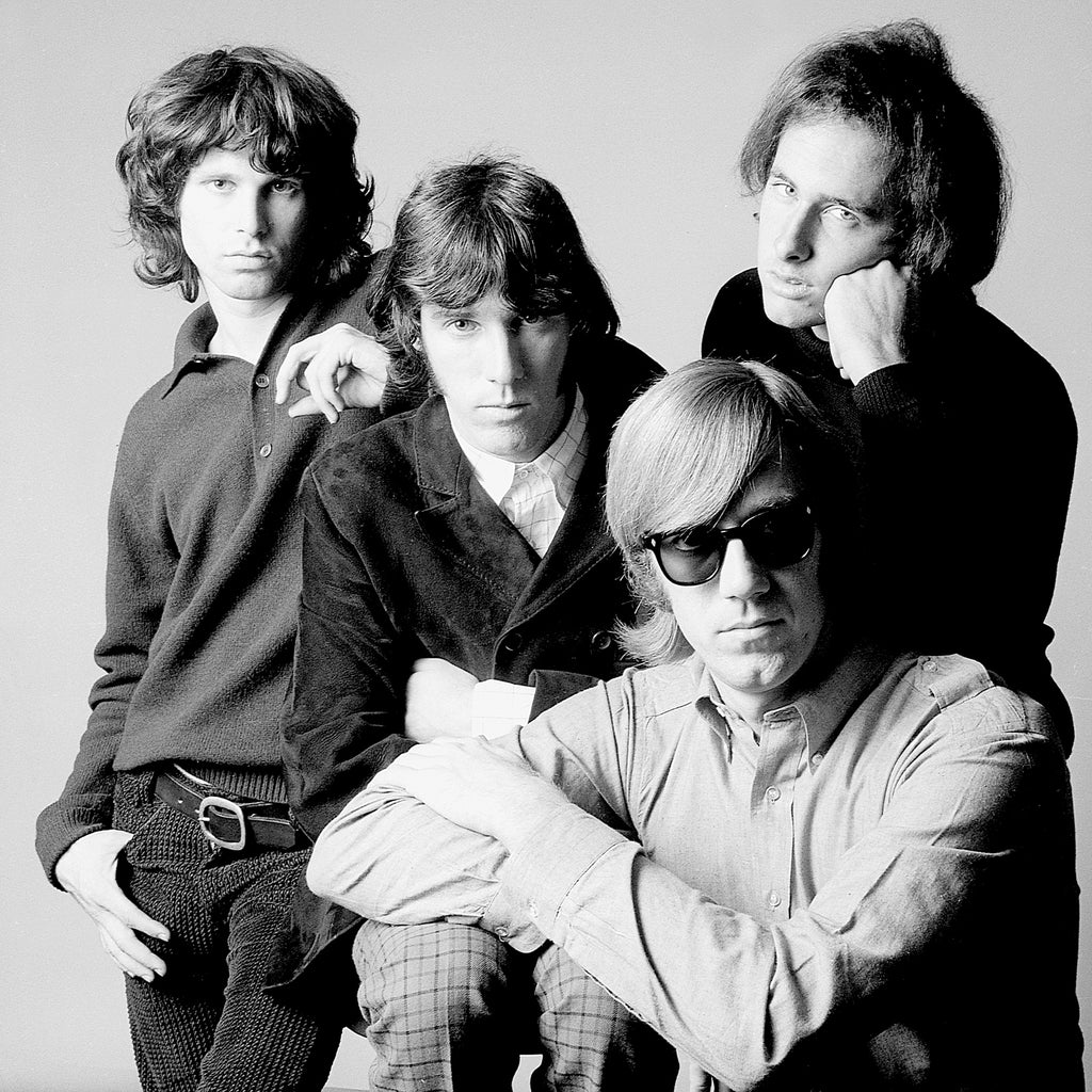 "The Doors, ""First Photo Shoot"" New York City, 1967 by Joel Brodsky"