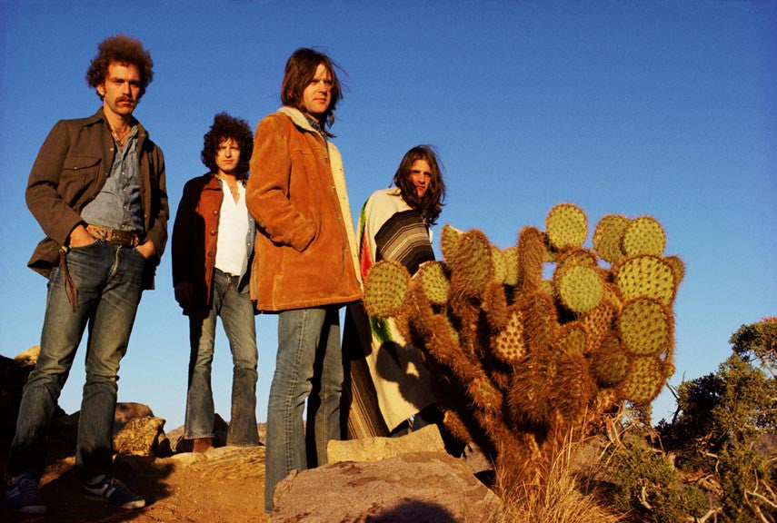 The Eagles, Joshua Tree by Henry Diltz