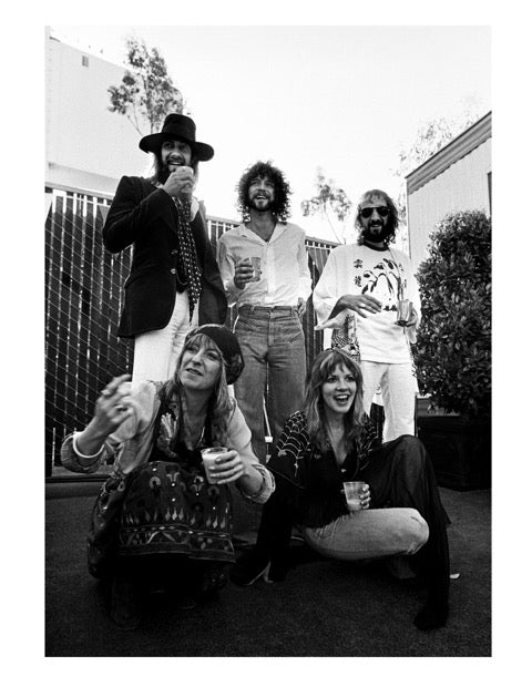 Fleetwood Mac, Oakland CA, 1976 by Neal Preston