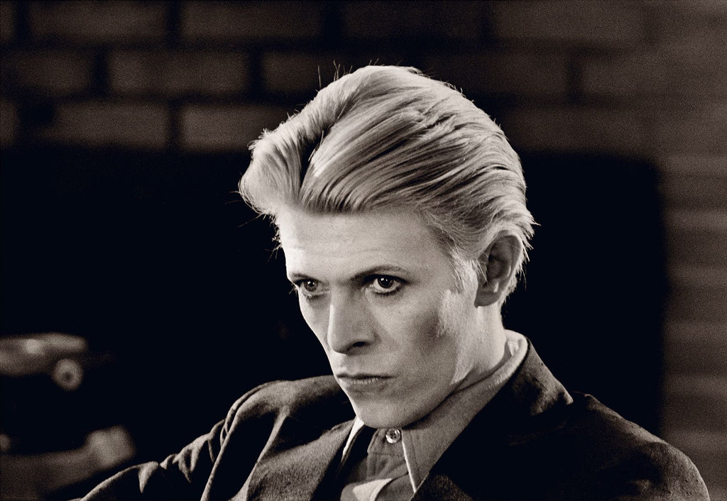 David Bowie: Los Angeles, 1975 by Geoff MacCormack