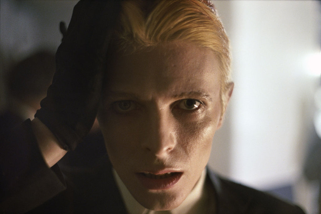 David Bowie: The Man Fell To Earth, 1975 by Geoff MacCormack