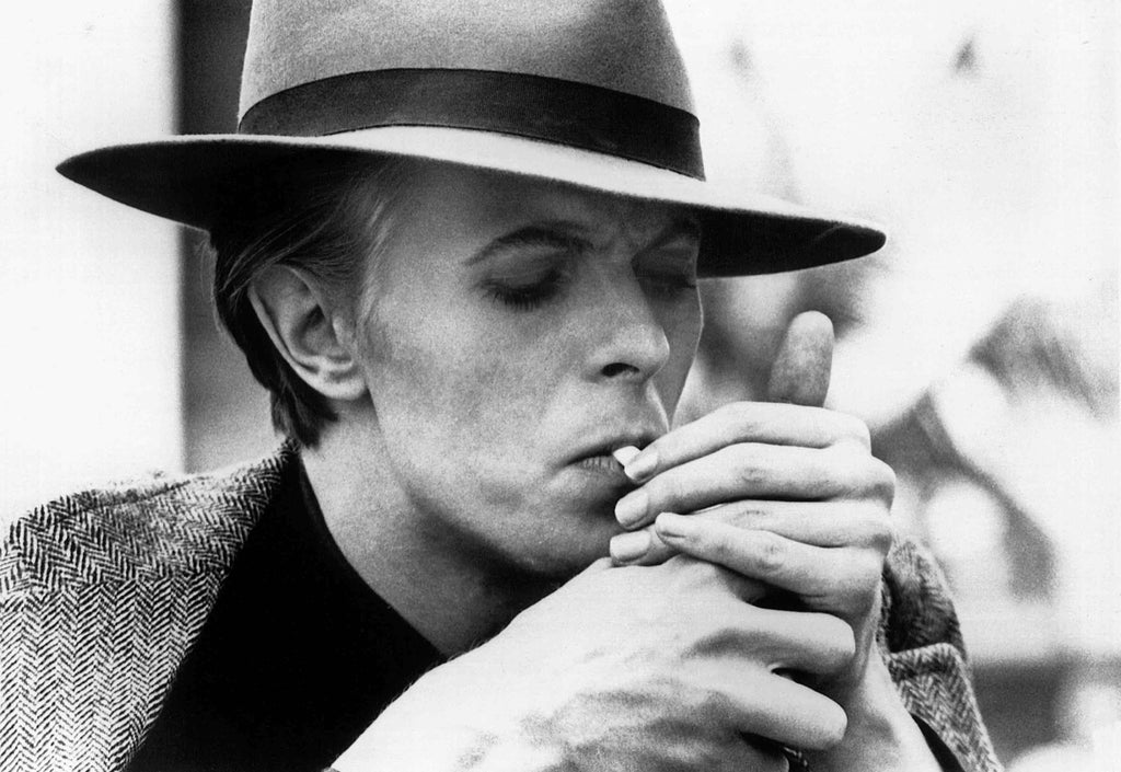 David Bowie: The Man Who Fell To Earth, 1975 by Geoff MacCormack