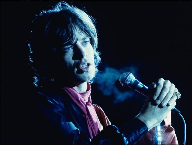 Mick Jagger, Florida, 1969 by Ethan Russell