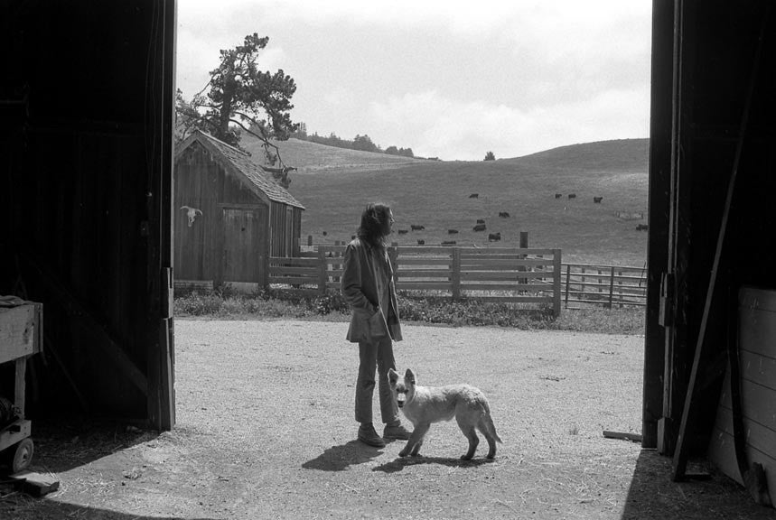 Neil Young, Broken Arrow Ranch by Henry Diltz