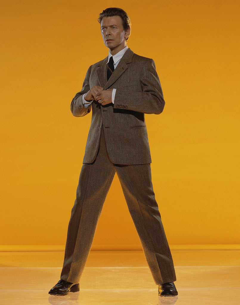 David Bowie, Style, 2001 by Markus Klinko