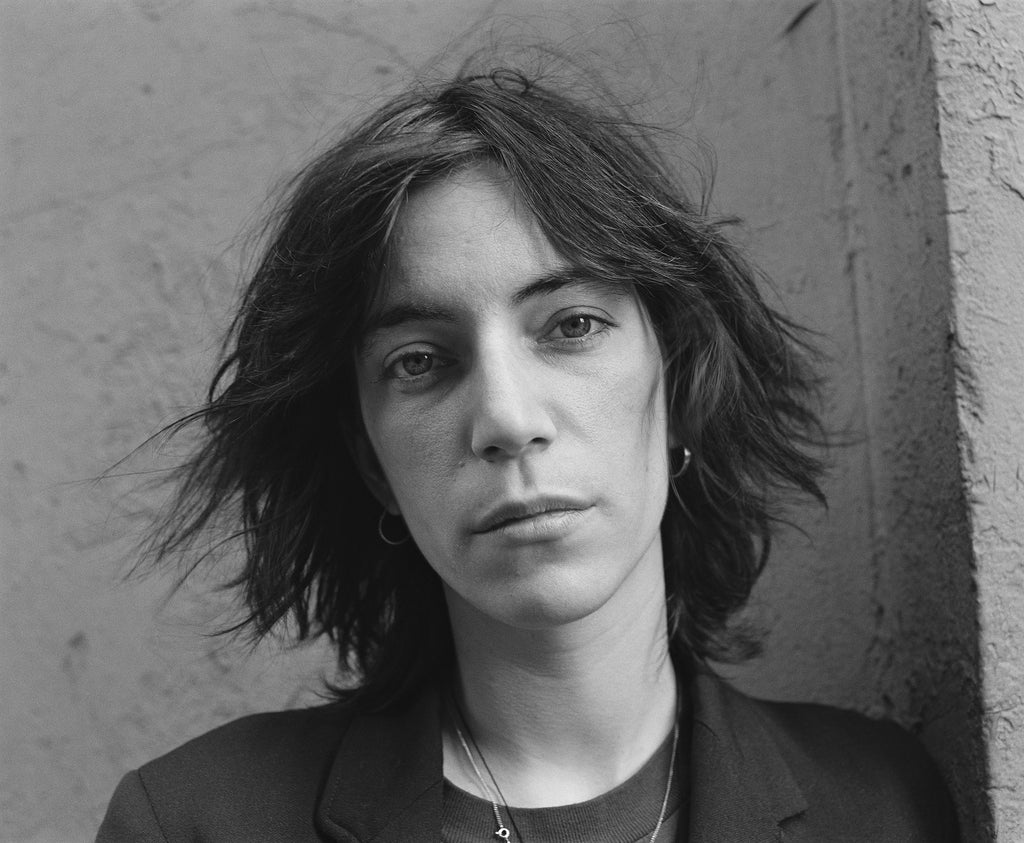 Patti Smith, American Artist 2, 1974 by Frank Stefanko