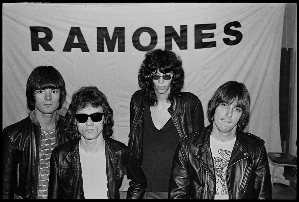 Ramones by Chris Stein