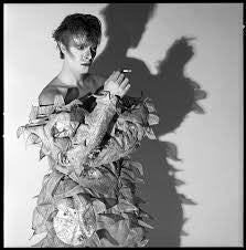 "David Bowie ""Scary Monster"", Long Shadow 1980 by Duffy"