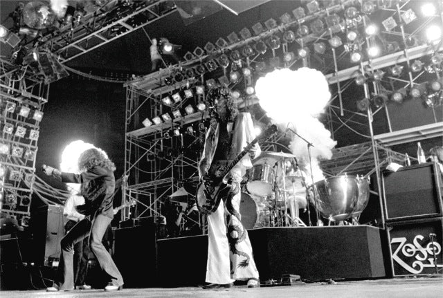Led Zeppelin by Neal Preston