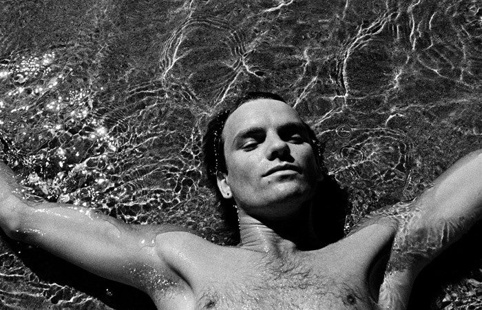 Sting, Brampton Island, Australia, 1980 by Andy Summers