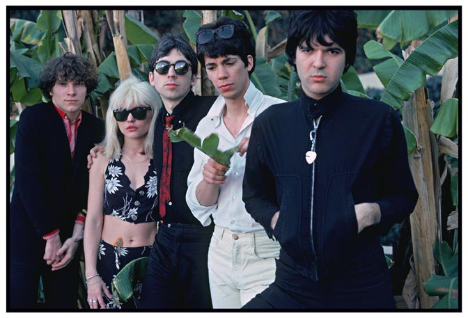 Blondie, 1979 by Henry Diltz