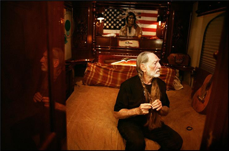 Willie Nelson by Danny Clinch