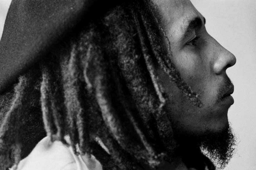 Bob Marley, Soul Rebel, 1976 by David Burnett