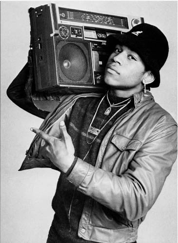 LL Cool J, NYC 1985 by Janette Beckman