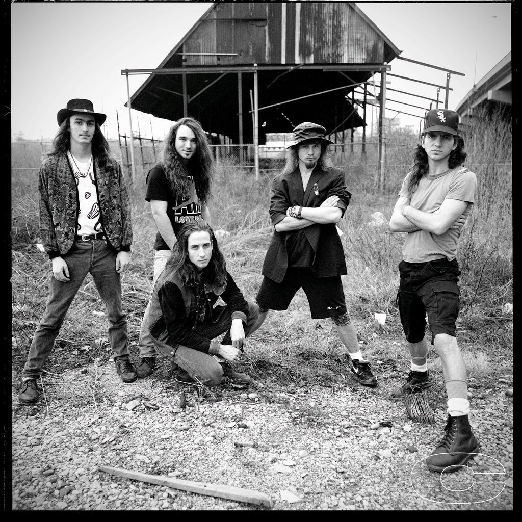 Pearl Jam, 1991 by Chris Cuffaro