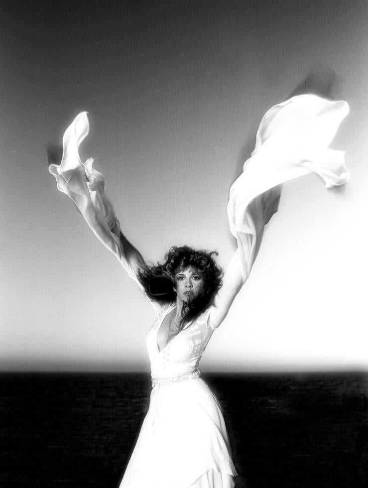 Stevie Nicks, Venice, CA 1982 by Neal Preston